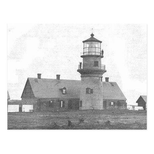 Gay Head Lighthouse Postcard