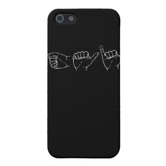 Gay in Sign Language  (Pickup Line) Case For iPhone 5/5S