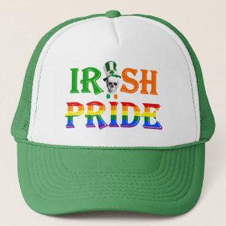 Gay Irish pride  St Patrick's day Trucker Hat