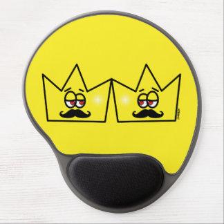 Gay King Crown King Crown Gel Mouse Mat