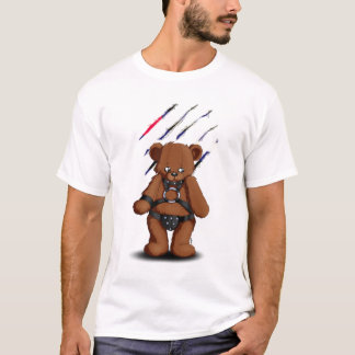 Gay Leather bear T-Shirt