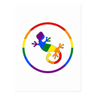 Gay & Lesbian Pride Postcard