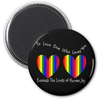 Gay Lesbian Valentine Cards and Gifts Fridge Magnets