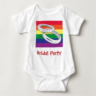 Gay Lesbian Wedding T Shirt