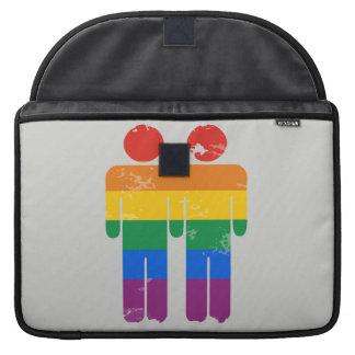 GAY LOVE AND PRIDE MacBook PRO SLEEVES