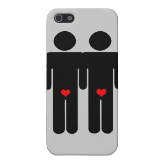 GAY LOVERS iPhone 5/5S CASES