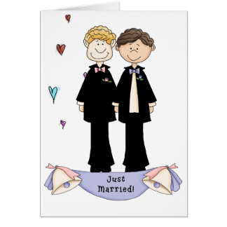 Gay Marriage Wedding Gifts - T-Shirts, Art, Posters & Other Gift Ideas ...