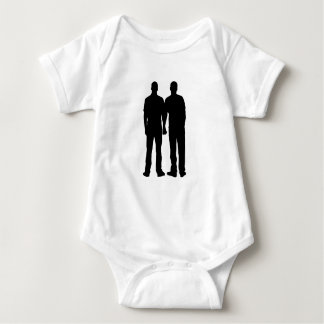 gay men baby bodysuit