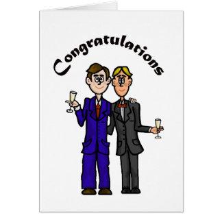 Gay Men Wedding Card  Customize It!