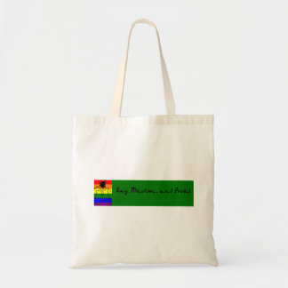 Gay Muslim and Proud Canvas Bags