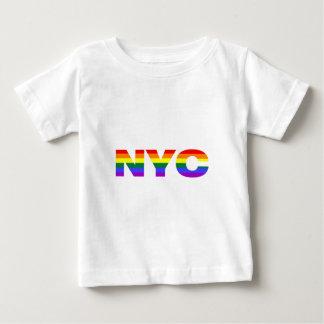 Gay NYC infant shirt