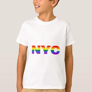 Gay NYC kids T-Shirt