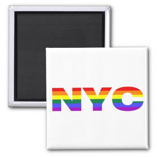 Gay NYC magnet