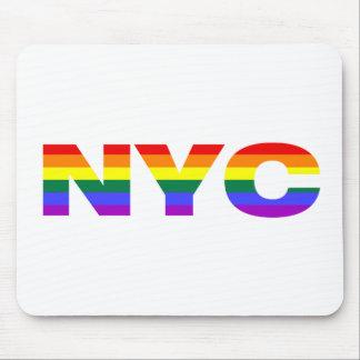 Gay NYC mousepad