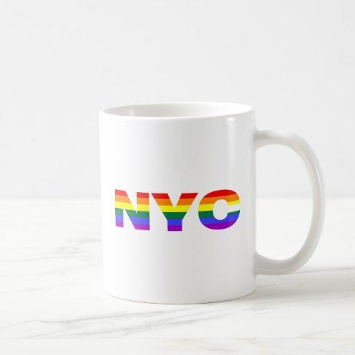 Gay NYC mug