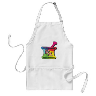 Gay Pharmacist Gifts Standard Apron