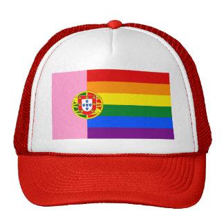 GAY PORTUGAL Trucker Hat