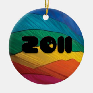 Gay Pride 2011 Ornament