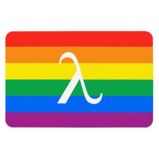 Gay Pride Activism Rectangular Photo Magnet