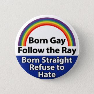 GAY PRIDE BUTTON 6