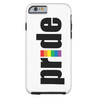 Gay Pride Case Tough iPhone 6 Case