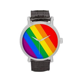 GAY PRIDE COLOR LINES DIAGONAL -.png Watch