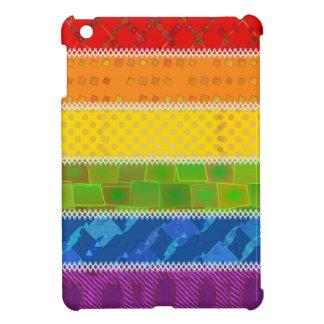 Gay Pride Colors iPad Mini Cases