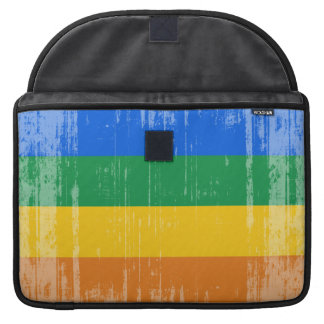 GAY PRIDE DISTRESSED DESIGN SLEEVE FOR MacBooks