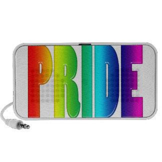 Gay Pride Doodle Speaker