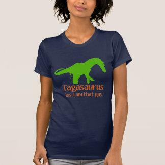 Gay Pride - Fagasaurus T Shirts