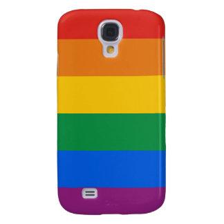 Gay Pride Flag Galaxy S4 Case