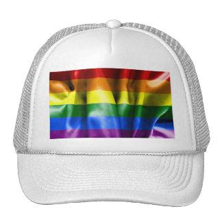 Gay Pride Flag Hats