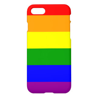 Gay Pride Flag iPhone 7 Case