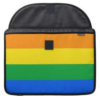 GAY PRIDE FLAG SLEEVES FOR MacBook PRO