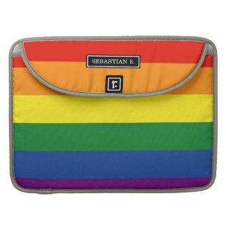 Gay pride Flag Sleeve For MacBooks