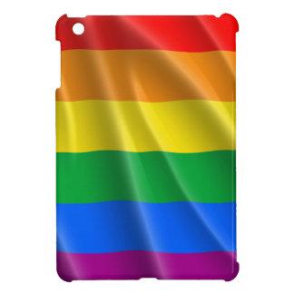 GAY PRIDE FLAG WAVY DESIGN - 2014 PRIDE iPad MINI COVERS