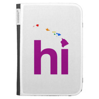 GAY PRIDE HAWAII CASE FOR KINDLE