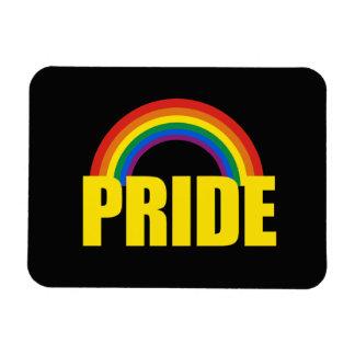 GAY PRIDE IMPACT PRIDE - .png Flexible Magnets
