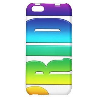 Gay Pride iPhone case iPhone 5C Case