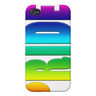 Gay Pride iPhone case iPhone 4 Covers