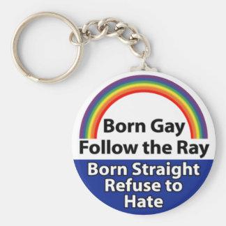 GAY PRIDE KEYCHAIN 4