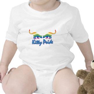 Gay Pride Kitty Cat Tshirt