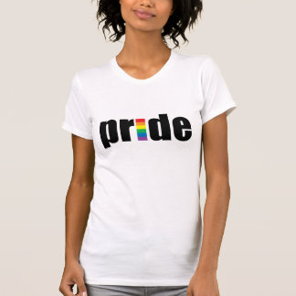 Gay Pride Ladies Tank Top (Fitted)