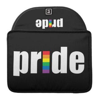 Gay Pride Macbook Pro Flap Sleeve MacBook Pro Sleeves