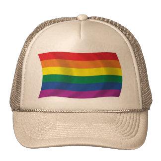 Gay Pride Movement Flag Hat