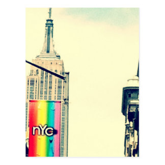 Gay Pride nyc Postcards