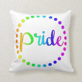 Gay Pride Pillow