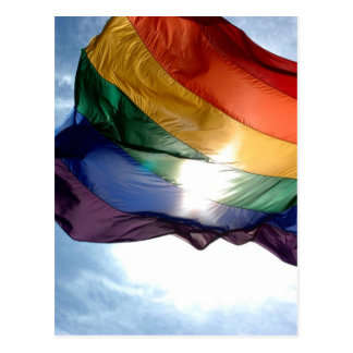 Gay Pride Products Postcard