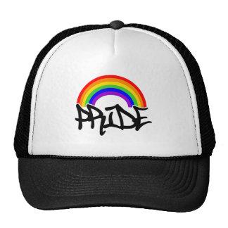Gay Pride Rainbow Cap