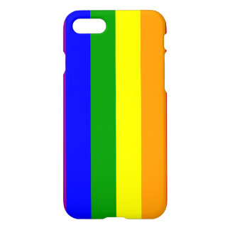 Gay Pride Rainbow iPhone 7 Case